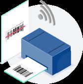 scan en print module