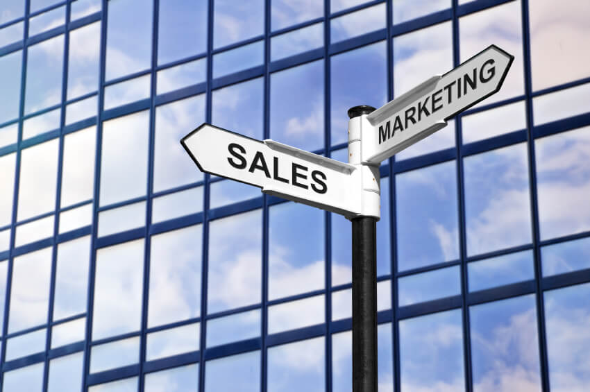 Sales en Marketing richting wijzen