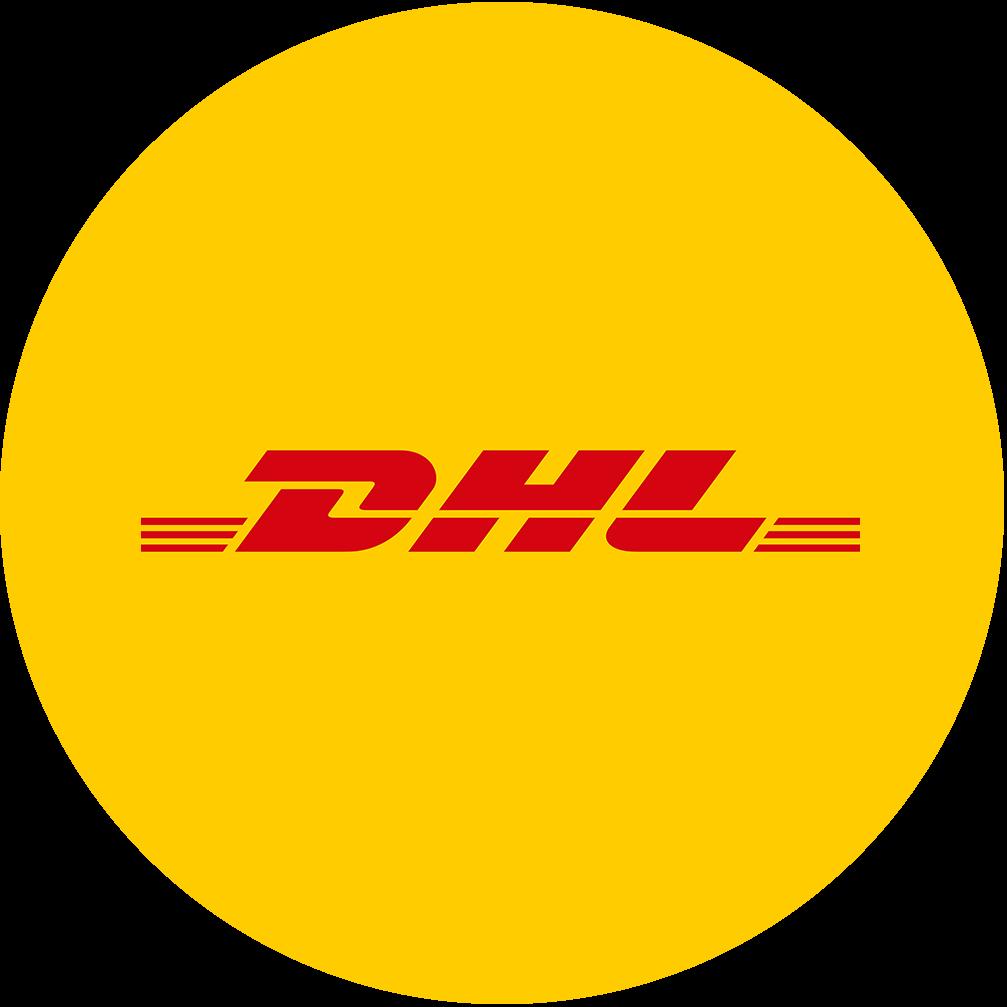 logo van DHL