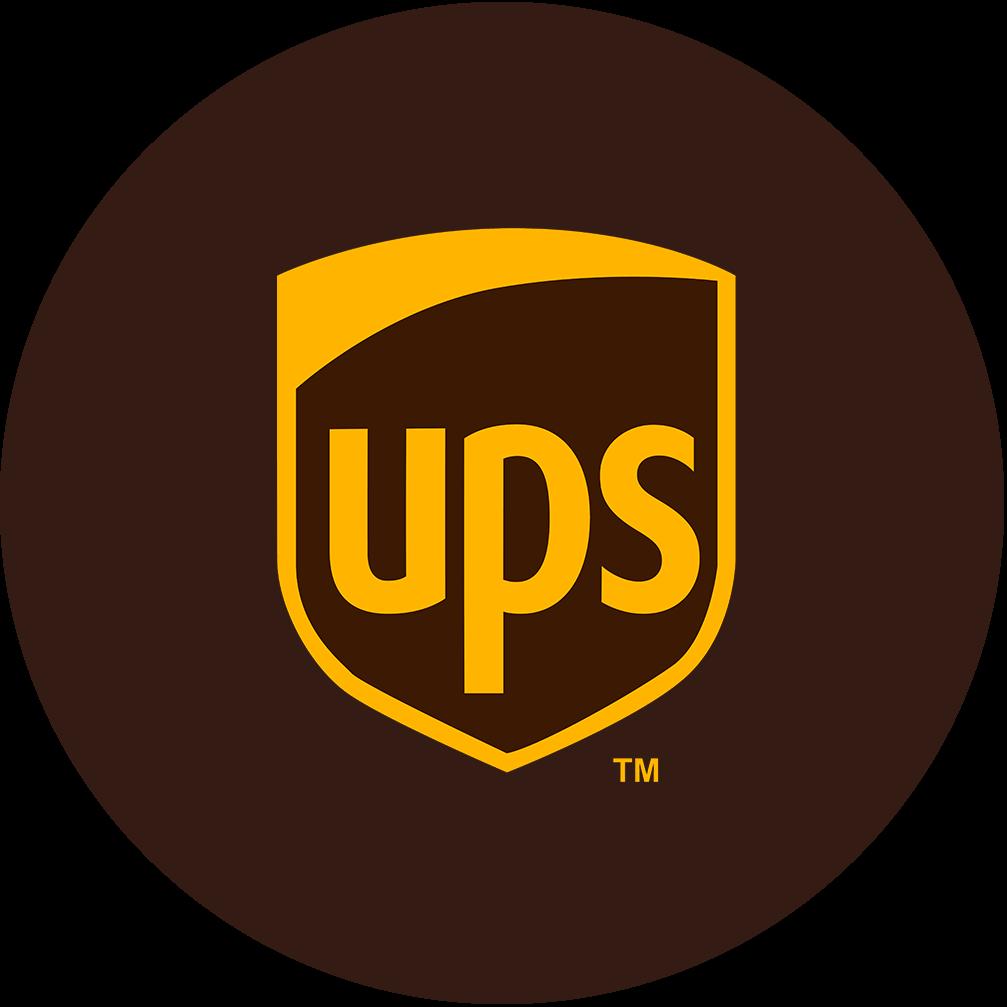 logo van UPS