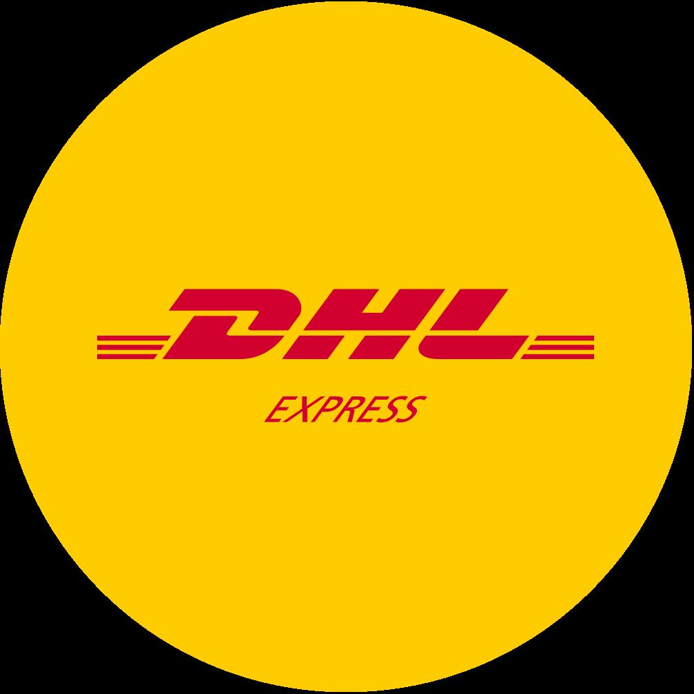 logo DHL Express rondje